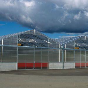 Solare Klärschlammtrocknung