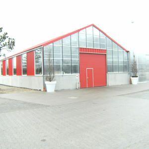 Verkaufsgewächshäuser